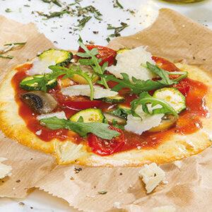 PS Pizza met saus