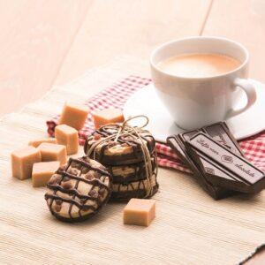 PS Toffee chocoladekoek